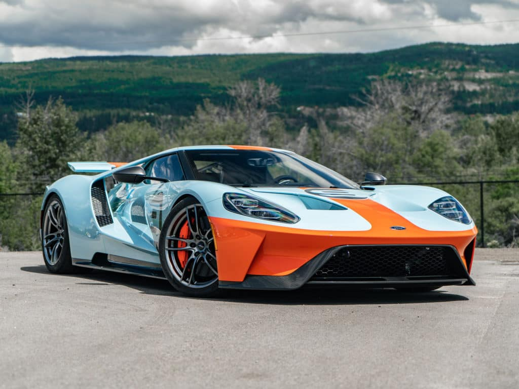 2019 Ford GT Heritage Edition For Sale At August Motorcars in Canada