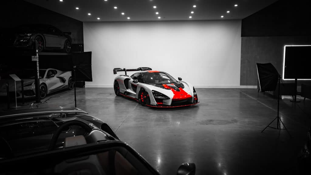 Mclaren Senna Highly MSO OptionedFor Sale By August Motorcars