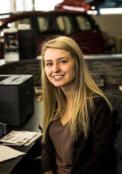 Breanna Schell