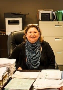 Lorraine Mapleton
