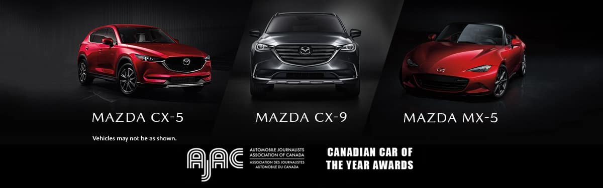 Mazda - Canadian Car of the Year Awards - AJAC