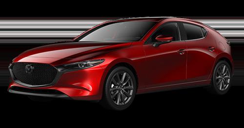 2019 Mazda 3 Sport at August Mazda