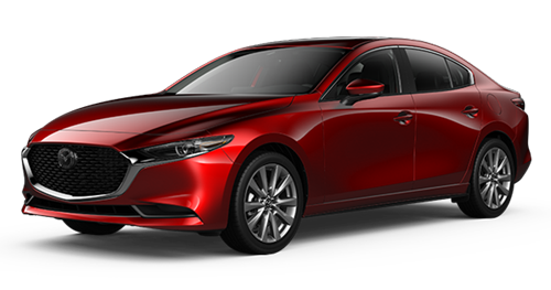 2019 Mazda 3 at August Mazda
