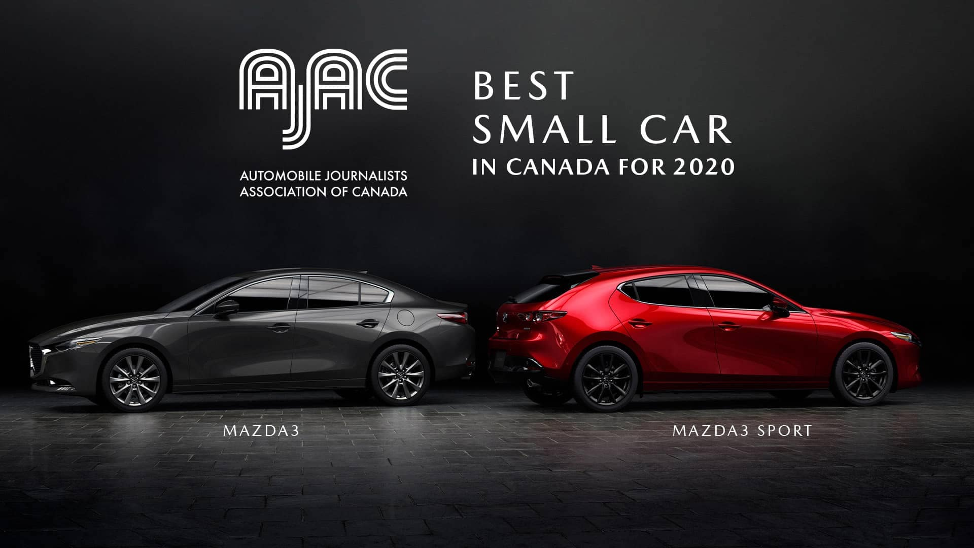 mazda best voted small car