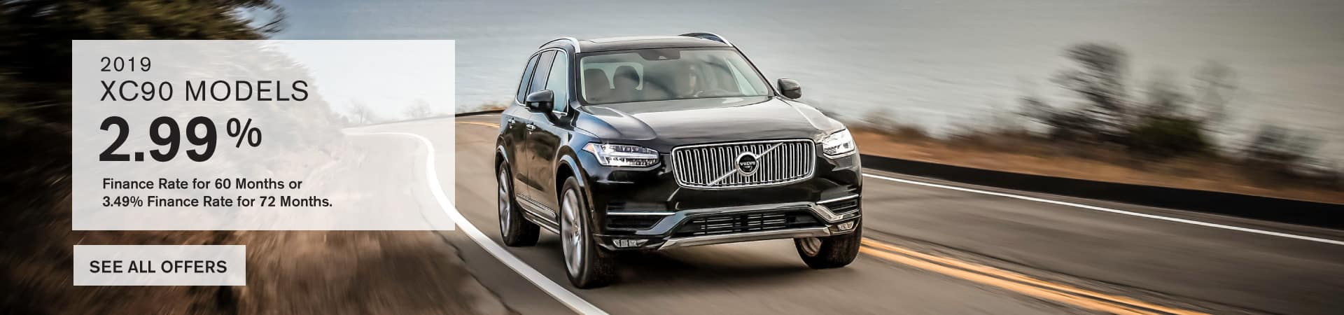 Autobahn Volvo Fort Worth | 2019 XC90 Finance Special