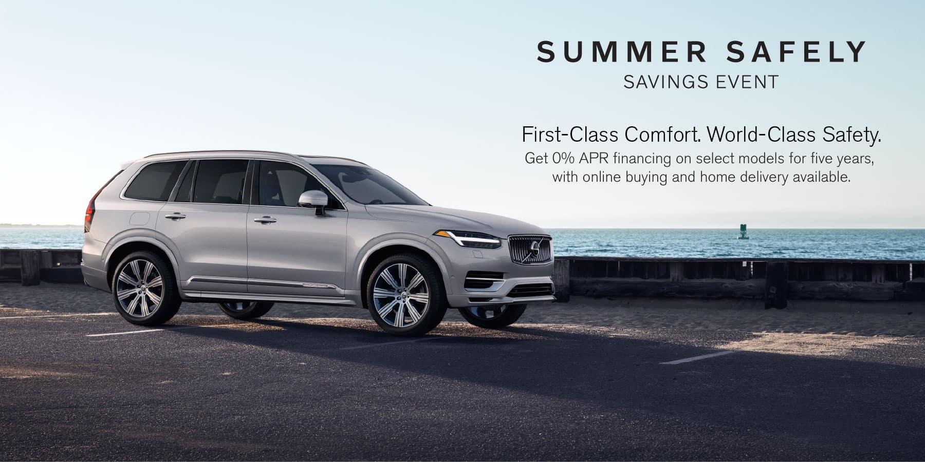 Autobahn Volvo Fort Worth | Summer Safely Sales Event