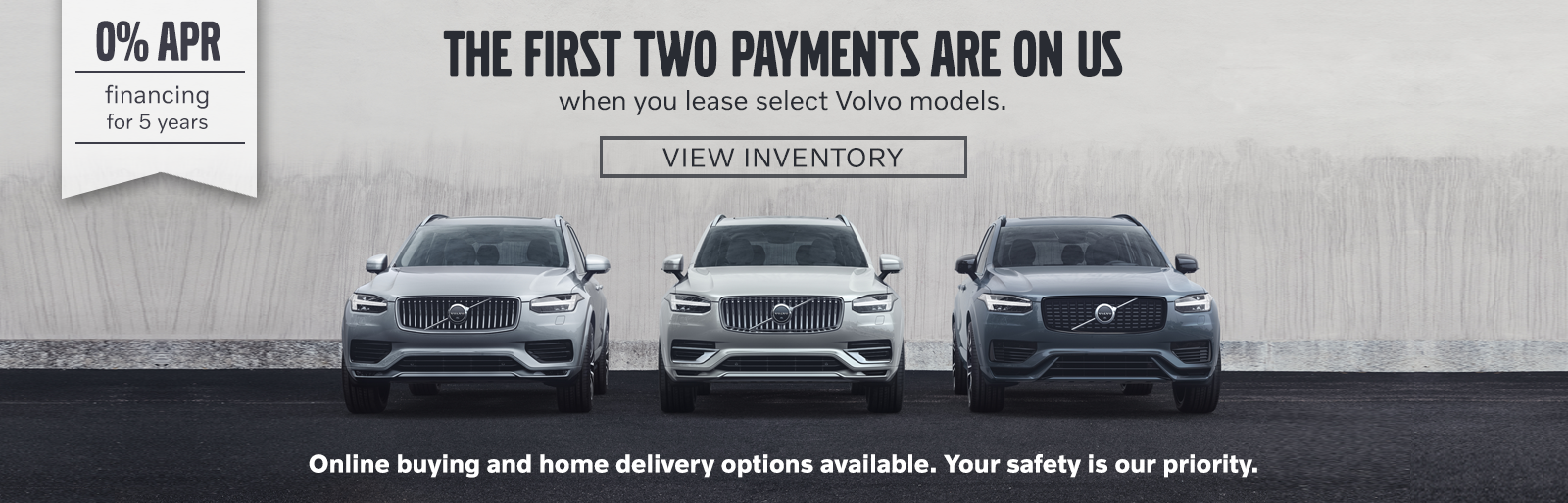 Autobahn Volvo Fort Worth | First 2 Payments Are On Us