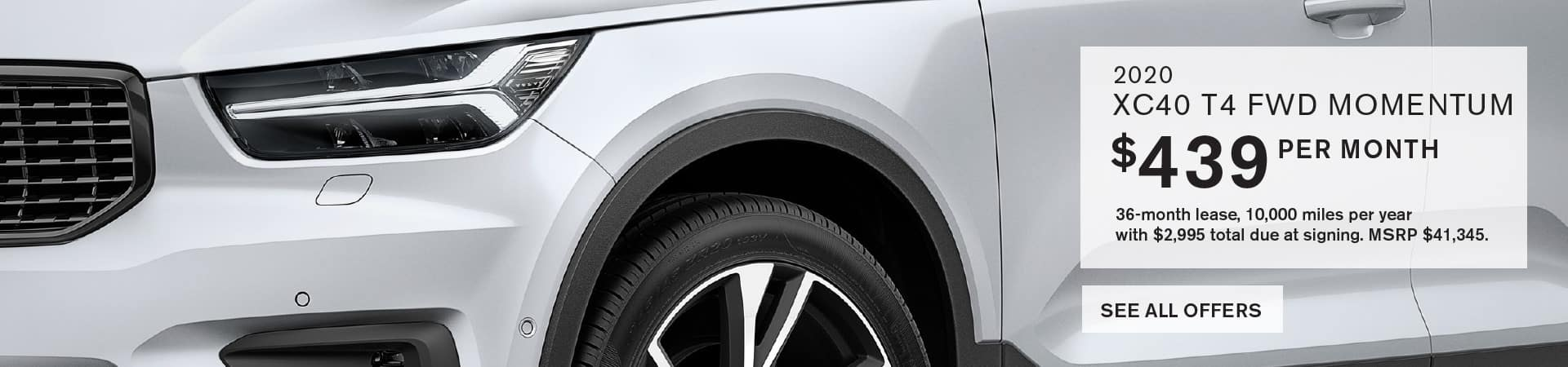 Autobahn Volvo Fort Worth | 2020 XC40 Lease Special