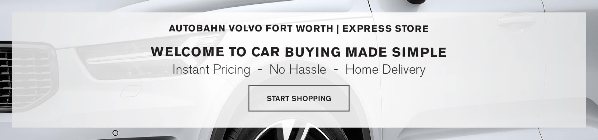Autobahn Volvo Fort Worth | A Seamless Online Buying Experience