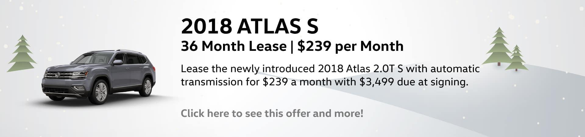 Atlas Lease Special