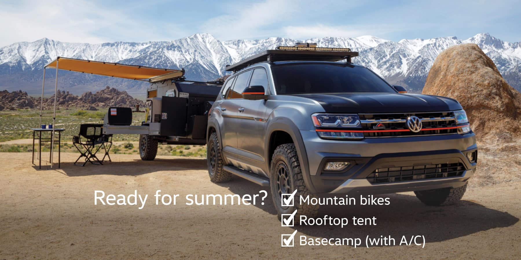 Autobahn Volkswagen Fort Worth | Ready for Summer?