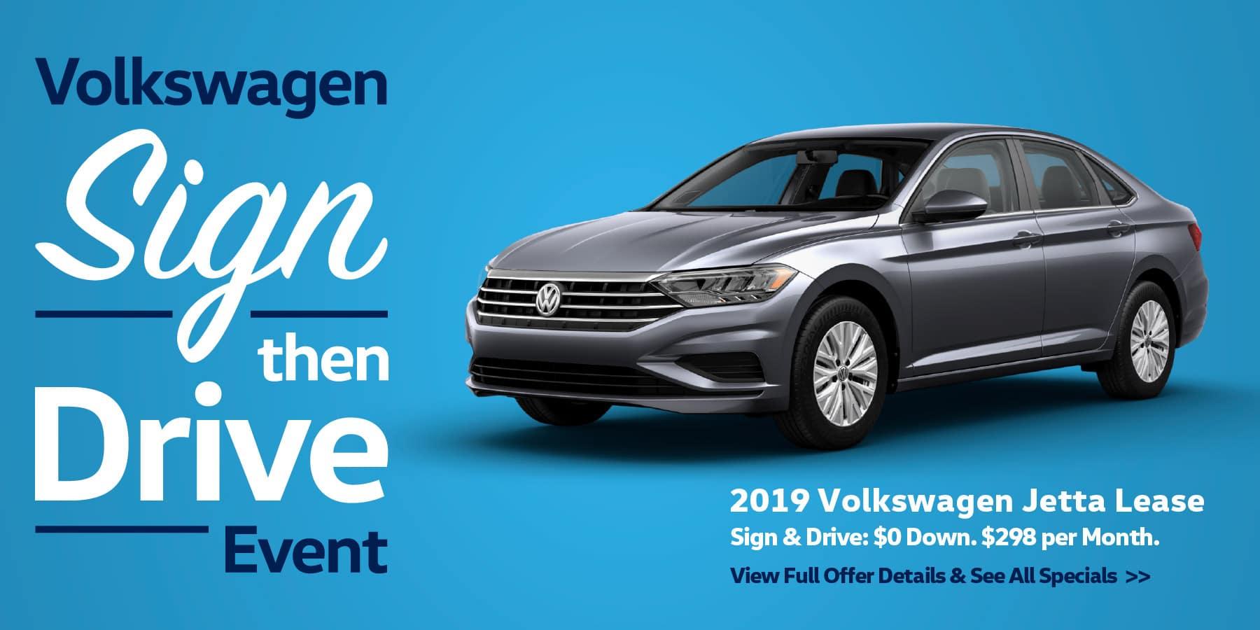 Autobahn Volkswagen | November Sign & Drive Event!