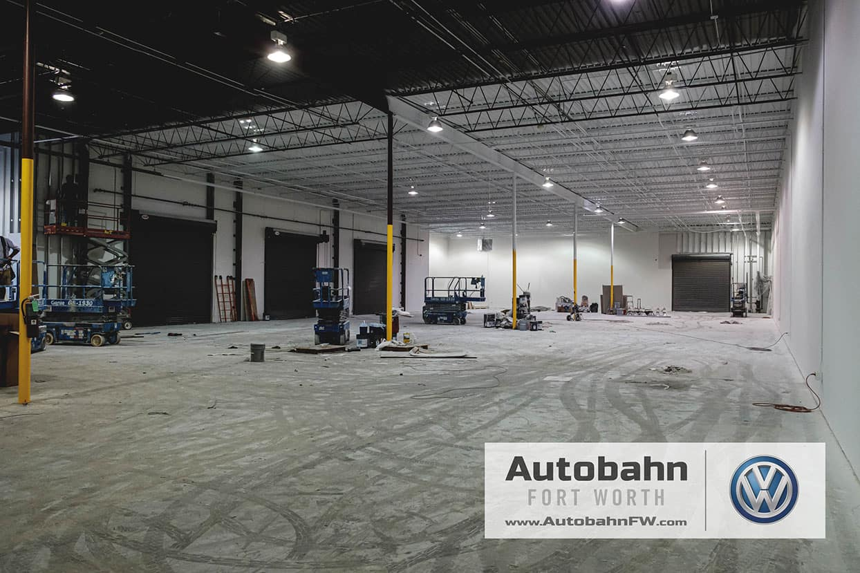 Autobahn's New Pre-Owned Showroom!