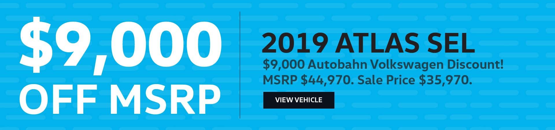 Autobahn Volkswagen | $9,000 Off MSRP