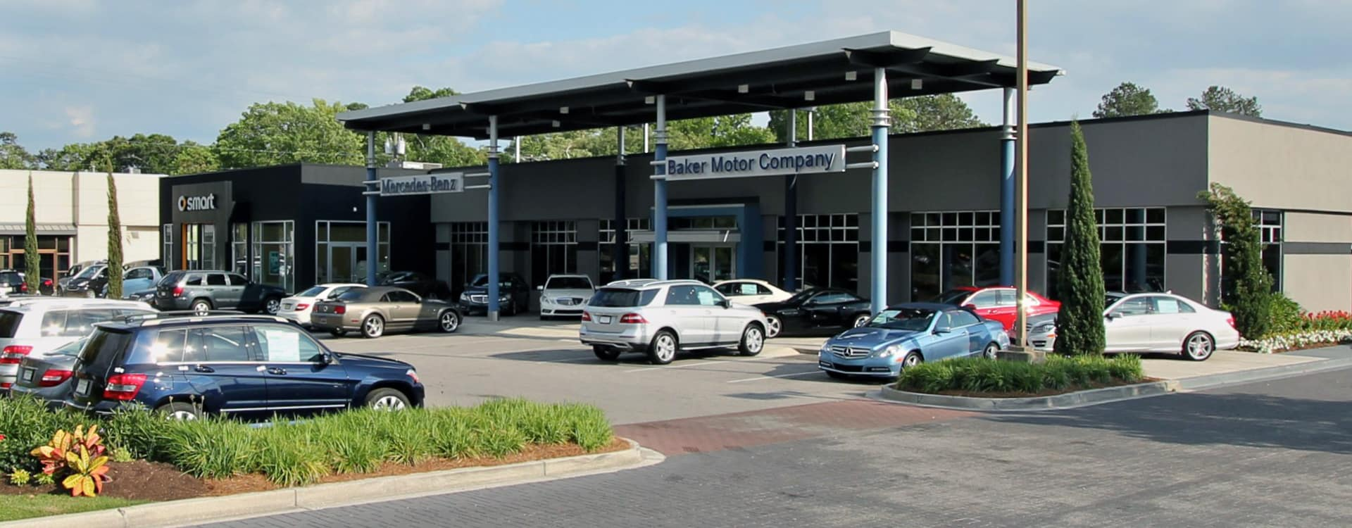Baker Motor Company of Charleston