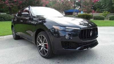 New 2018 Maserati Levante GranSport AWD