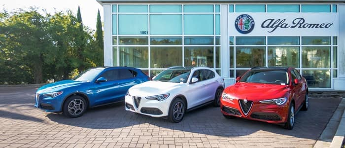 Alfa Romeo of Charleston Dealership Picture