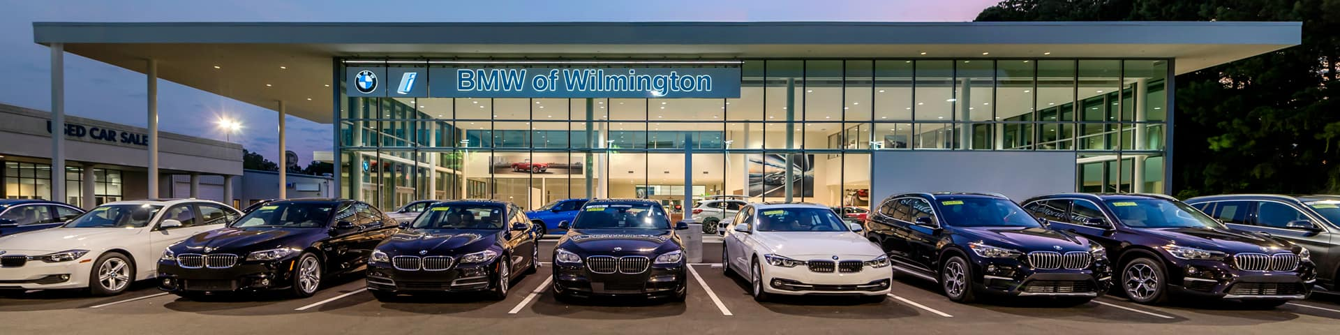 BMW Wilmington Nc >> Baker Motor Company Pre Owned Center Wilmington Baker
