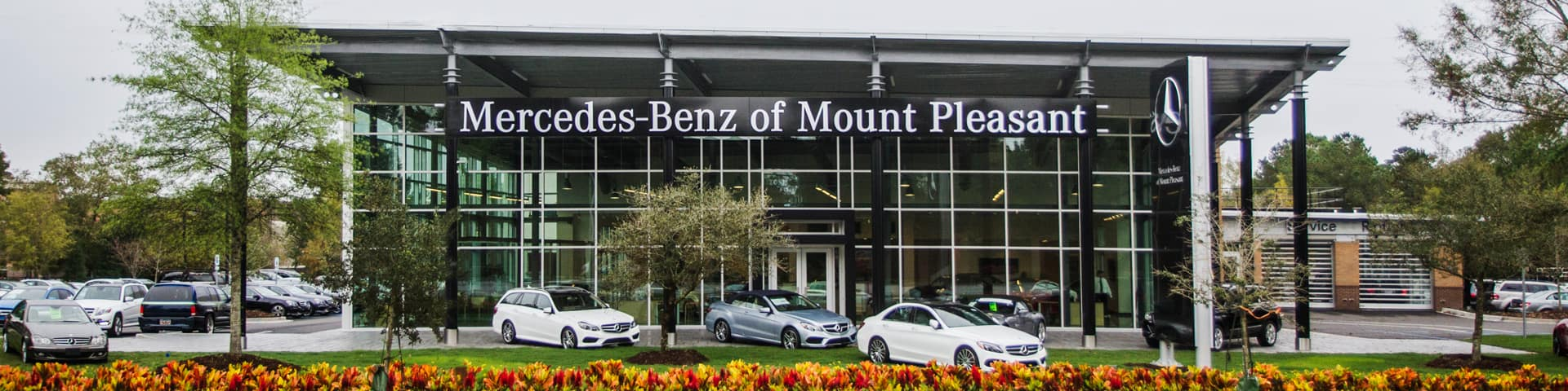Mercedes-Benz of Mount Pleasant - Pre-Owned Center | Baker ...