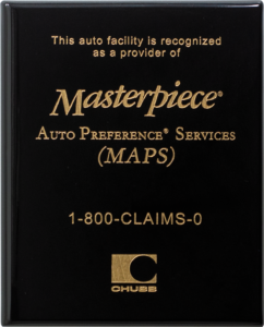 CHUBB - Masterpiece Auto Preference Services (MAPS)