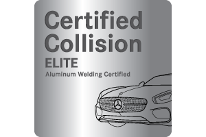 Mercedes-Benz Elite Certified Aluminum Structural Repair