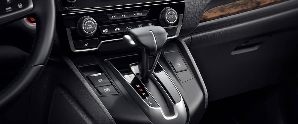 2018 Honda CR-V Interior Features