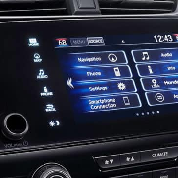 2018 Honda CR-V Display Screen