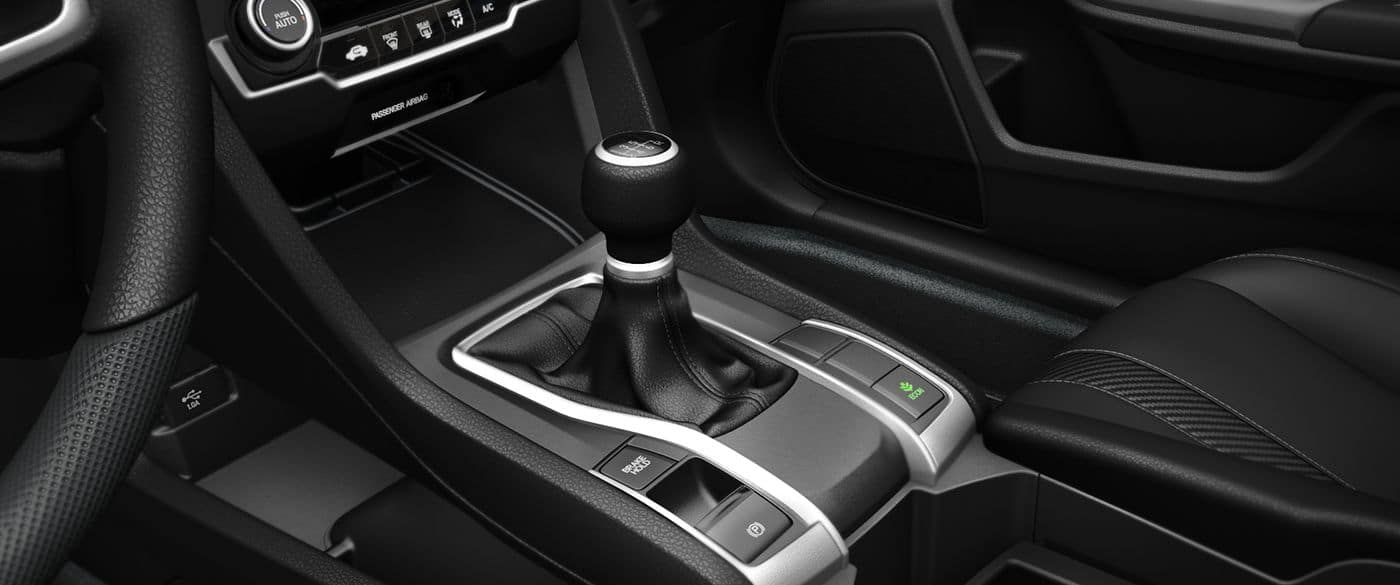 2018 Honda Civic Sedan Manual Transmission