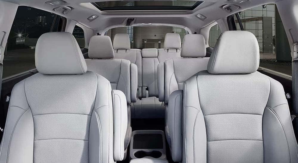 2019 Honda Pilot Interior Seating
