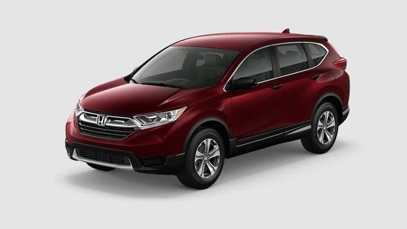 2018 Honda CR-V AWD