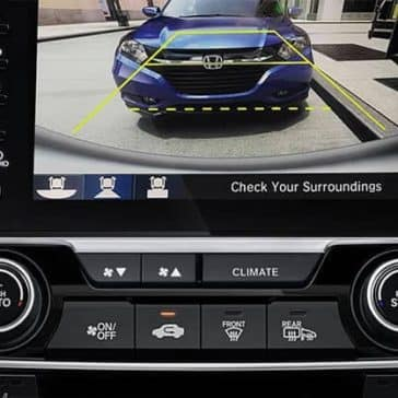 2019 Honda Civic Sedan safety features