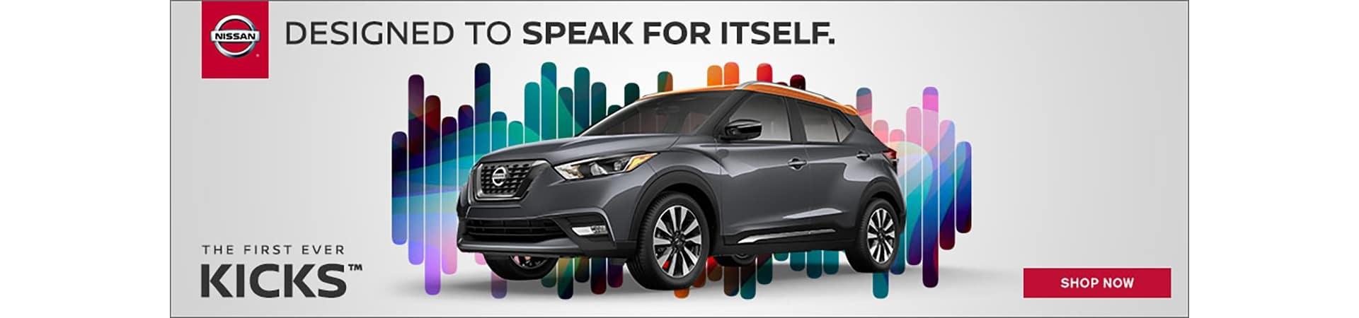 New 2018 Nissan Kicks