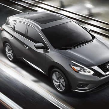 2018 Nissan Murano Driving