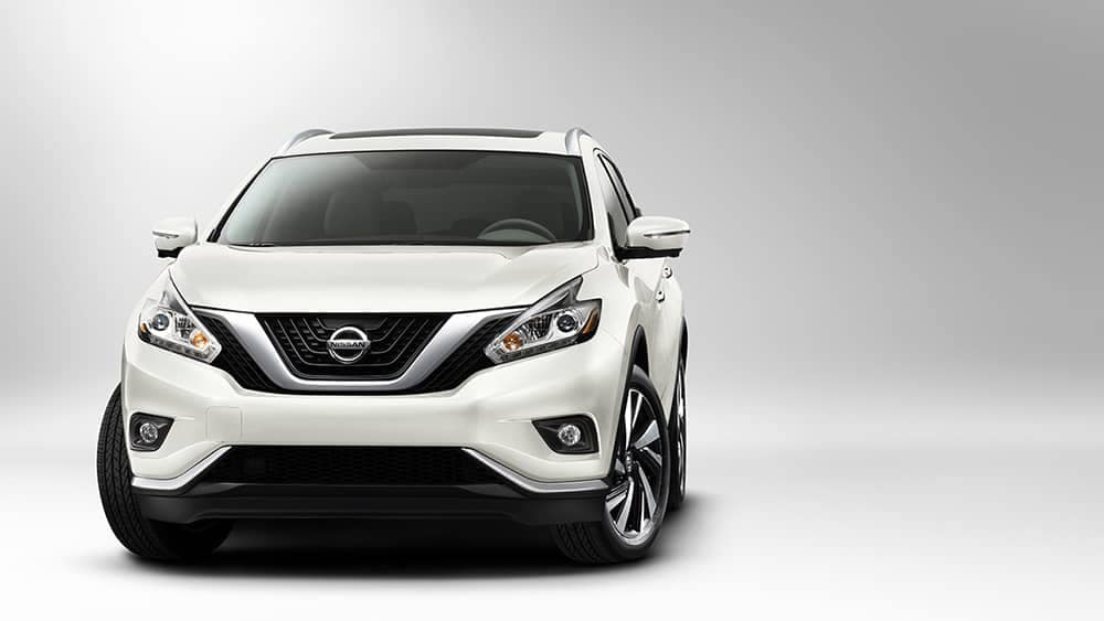 2018 Nissan Murano Exterior