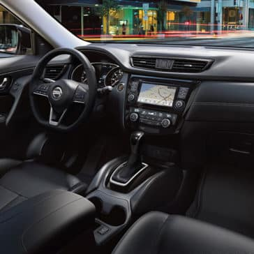 2018 Nissan Rogue Interior Features