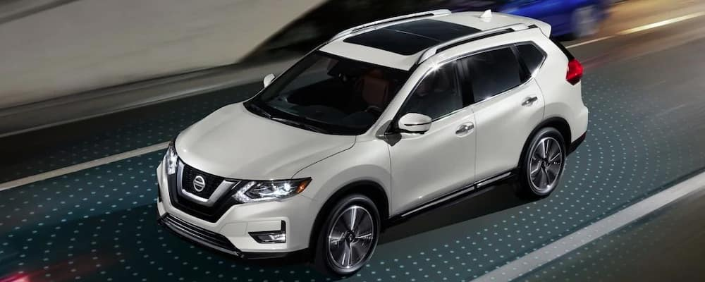 What Is the 2019 Nissan Rogue Towing Capacity? | Balise Nissan