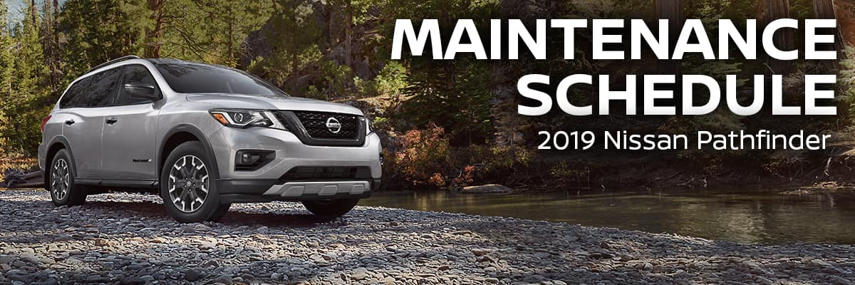 Maintenance Schedule | Balise Nissan of West Springfield