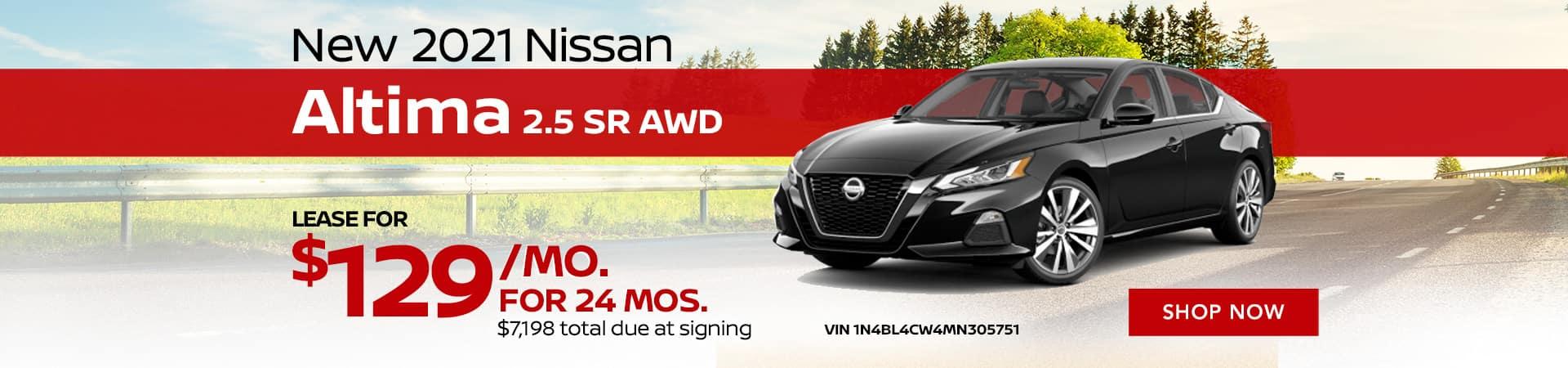 BNW_1920x450New 2021 Nissan _Altima 2.5 SR AWD __4'21