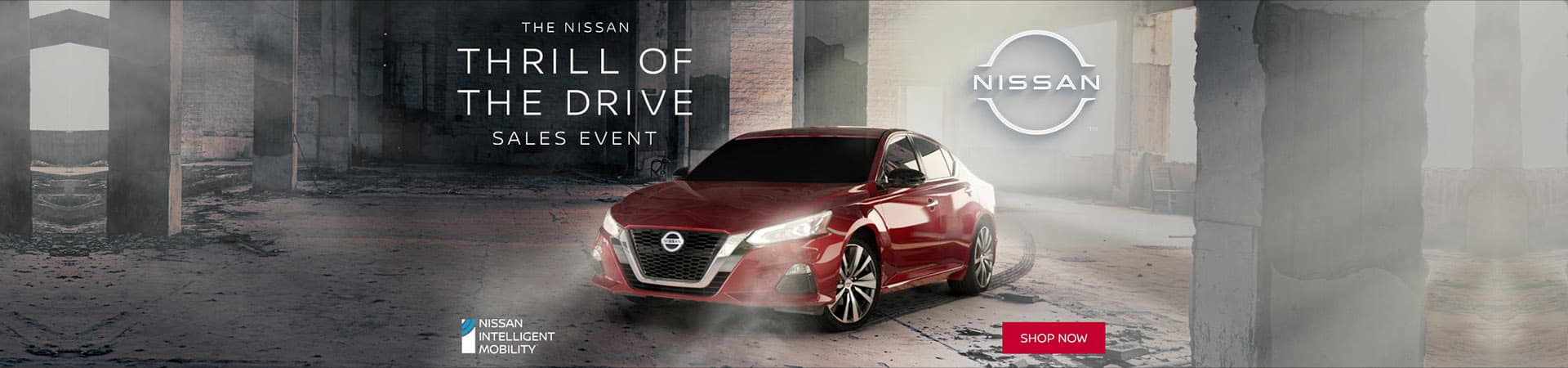 Nissan Thrill of the Drive Event