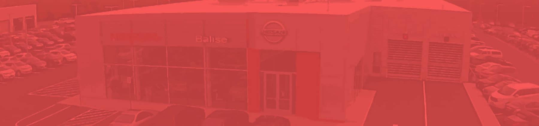 Dealership Homepage Hero