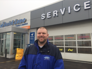 Basil Resale Sheridan >> Employee Spotlight: Aaron Miechurski | Basil Family Dealerships