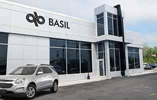 Basil Resale Transit