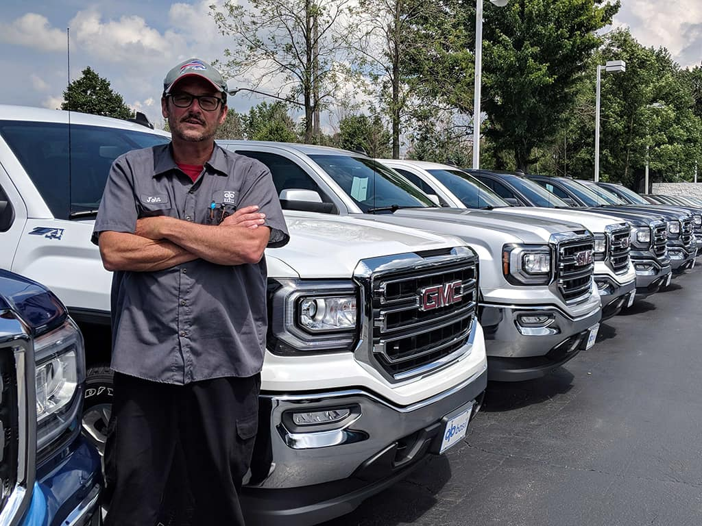 Basil Resale Sheridan >> Employee Spotlight: John Sprankle | Basil Family Dealerships