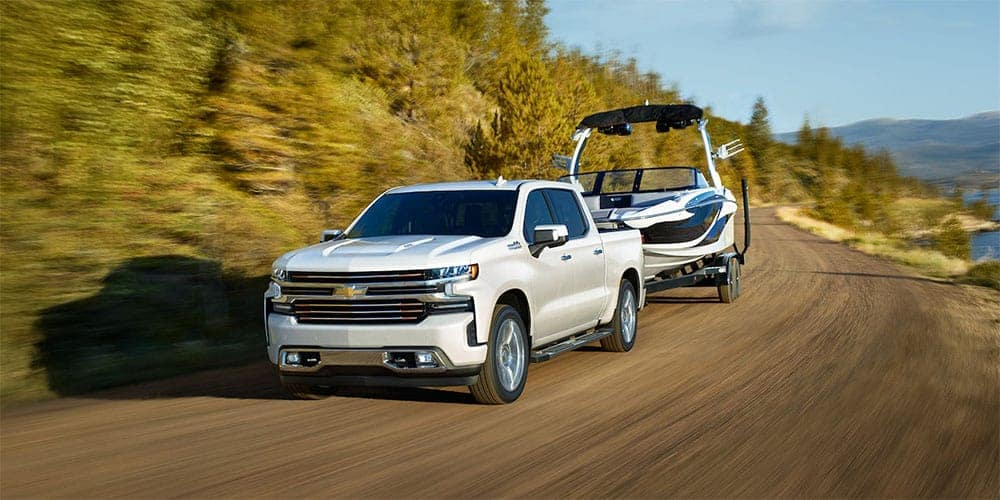 2019 Chevy Silverado 1500 Towing