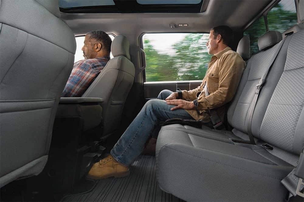 2019 Ford F-150 Passengers