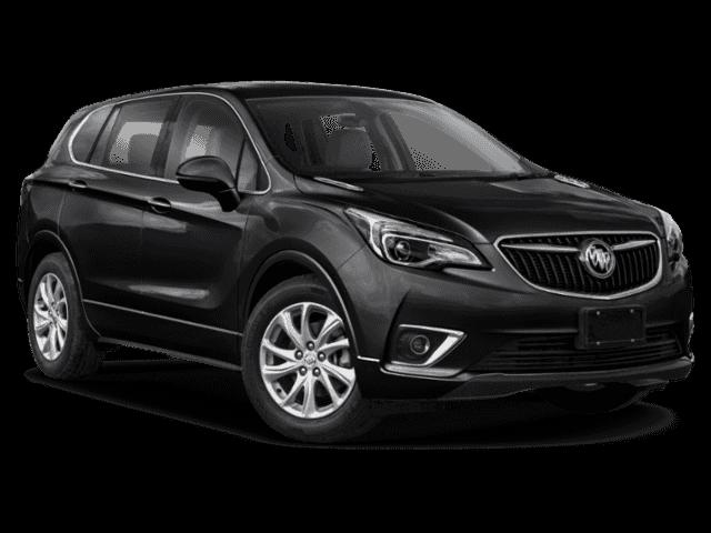 New 2019 Buick Envision Preferred