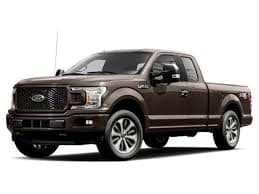 New 2019 Ford F-150 Supercab 4WD