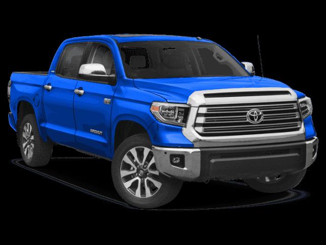 New 2019 Toyota Tundra Crewmax