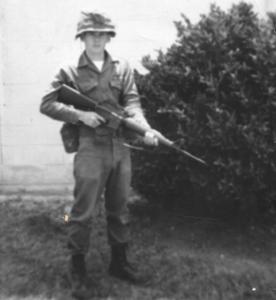 Sgt Warren Davidson
