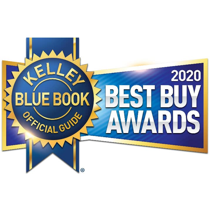 2020 Kelley Blue Book Best Buy Award